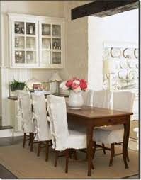 Slip Covers For Dining Room Chairs Slipcovers Dining Room Skirt Example Sewing Projects