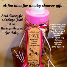 pine creek style baby shower gift idea
