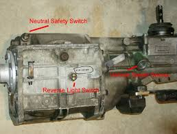 neutral safety switch on transmission ford mustang forum