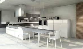 ilot central cuisine pour manger cuisine équipée alinea inspirant ilot central table avec table ilot