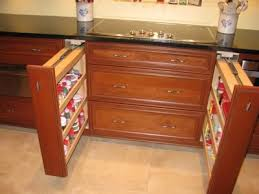 Kitchen Cabinets With Drawers That Roll Out by What Do You Store In Your Kitchen Drawers