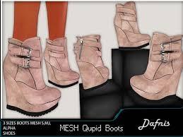 s qupid boots second marketplace dafnis mesh qupid boots