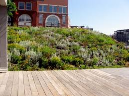 garden roof assembly sloped applications american hydrotech inc