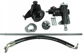 66 mustang power steering 65 66 mustang power steering conversion kit 6 cylinder motors