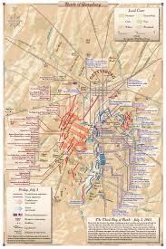 Gettysburg Map Monidesign U2013 Historical Maps