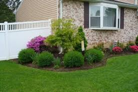 Backyard Corner Landscaping Ideas Simple Corner Landscaping Ideas Applying Simple Landscaping