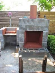Backyard Fireplace Plans by 137 Best Outdoor Rooms Images On Pinterest Outdoor Kitchens