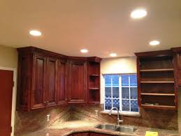 Kitchen Lighting Design Layout Kitchen Kitchen Recessed Lighting For Luxurious Kitchen Examples