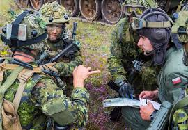 It Is Being Reported That Turkish Military Forces Have by Operation Reassurance Central U0026 Eastern Europe Canadian Armed