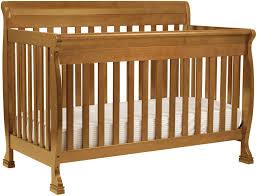 Davinci Kalani Convertible Crib White Bedroom Design Oak Wood Davinci Kalani 4 In 1 Crib With White