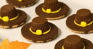 thanksgiving pilgrim hat cookies we re calling shenanigans