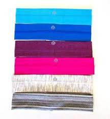 lulu headband lululemon headband clothing shoes accessories ebay
