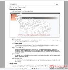 toyota tundra 2015 service manual wiring diagram auto repair