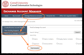 What Should I Name My Resume Request Access To Ega Account Quarantine Spam Control It Cornell