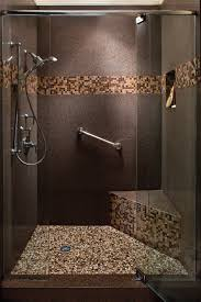 kennewick wa bathroom remodel custom walk in shower with wood