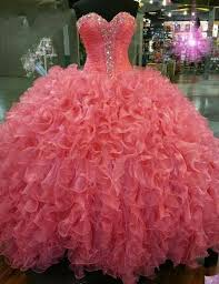 quinceanera dresses coral dress gown quinceaneara dresses real pictures quinceaneara