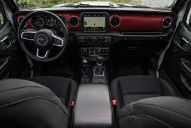 jeep wrangler console first review the all new 2018 jeep wrangler u2022 gear patrol