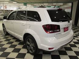 Dodge Journey Seating - 2017 used dodge journey crossroad fwd at speedway auto mall