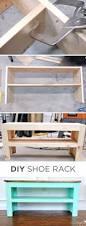 diy shoe storage bench wooden shoe racks shoe rack and diy shoe