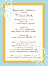 honeymoon shower gift ideas luxury wedding shower invitation wording for gifts ideas