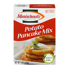 potato pancake mix manischewitz manischewitz potato pancake mix 6 oz walmart