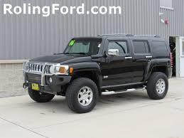 2006 hummer h3 suv base stock u2008b shell rock ia 50670