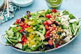 best salad recipes loaded power salad what s gaby cooking