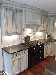 Glaze Over Painted Cabinets 2016 Kitchen Makeovers Our Top Before And Afters Bella Tucker
