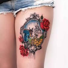 thigh tattoos best tattoo ideas gallery