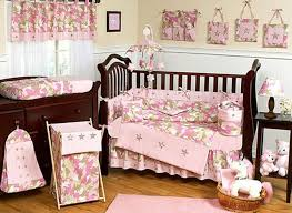 Vintage Floral Crib Bedding Awesome White Nursery Room Focused On Mossy Oak Crib With
