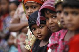 sold into marriage how rohingya become child brides in