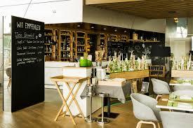 Restaurant Esszimmer In Der Bmw Welt Prestigious 2 Star Restaurant