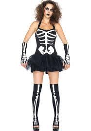 skeleton costume leg avenue escapade uk