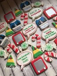 oh sugar events elf cookies