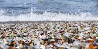 glass beach glass beach fort bragg ca california beaches