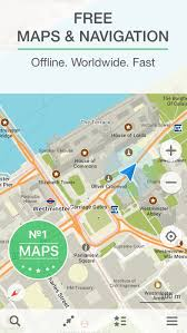 navigation map maps me offline map nav on the app store