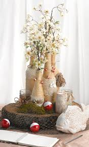 table center pieces diy fishing table centerpieces for your wedding