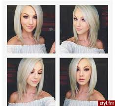 hairstyles when growing out inverted bob 277 best hair images on pinterest hair cut short films and hair