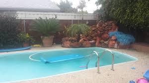 pool flooding and rain calif pool heaven inc pool service