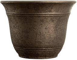 concrete planters for sale planters amazon com