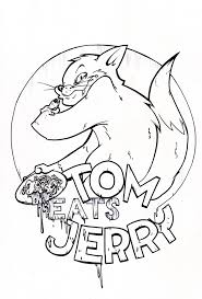 tom eats jerry student show