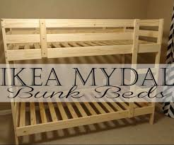 Ikea Mydal Bunk Bed Perfect Ikea Mydal Bunk Beds Youtube Ikea Norddal Bunk Bed Weight
