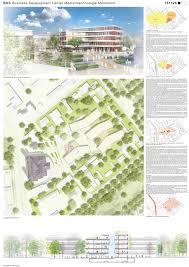 Mannheim Germany Map by Behnisch Architekten Bdc Mannheim
