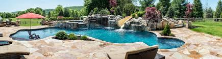 Luxury Backyard Designs Bloomsbury Nj Luxury Backyard Design And Construction U2014 K U0026 C