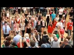 st patrick u0027s day flashmob in sydney by tourism ireland youtube