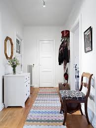 Small Runner Rug Lovely Carpet Runners For Hallways By The Foot Black Color