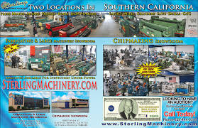 smtcl sterling machinery