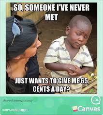 Skeptical Kid Meme - skeptical african kid meme african best of the funny meme
