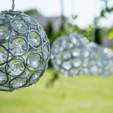 wedding lights led string lights 5 acrylic beaded balls