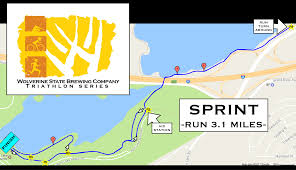 Lake Michigan Beaches Map by Upcoming Events Island Lake Triathlon Part 1 Of The Wolverine